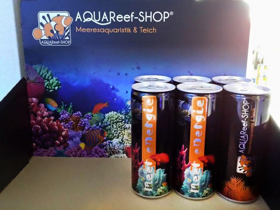 Aquareef-Getränkedosen-mit-Energy-Drink